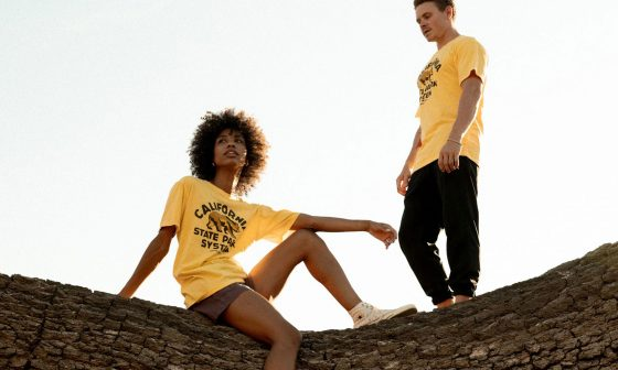 California State Parks x Parks Project capsule