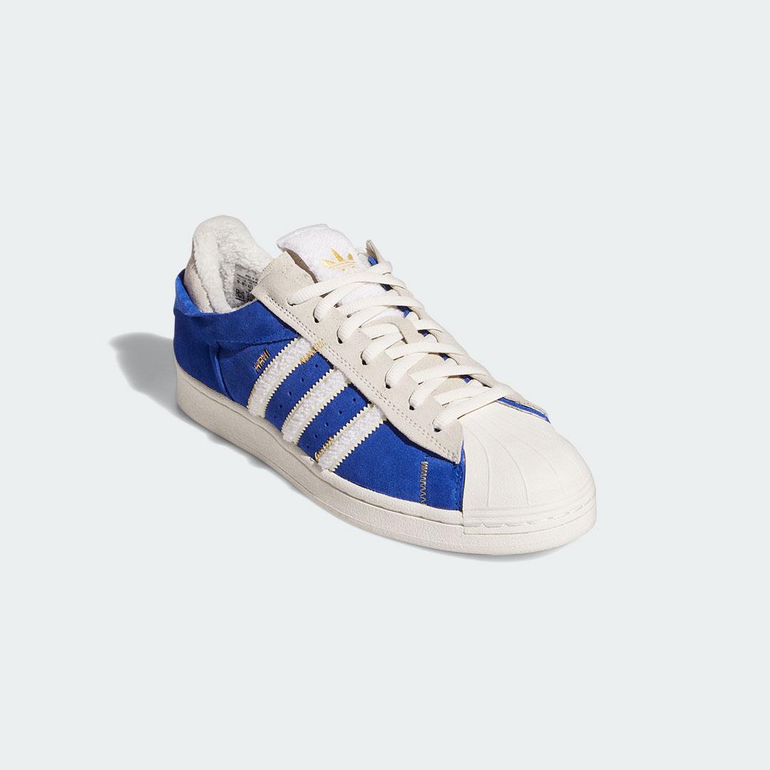 Adidas x Henry Ruggs III Superstar