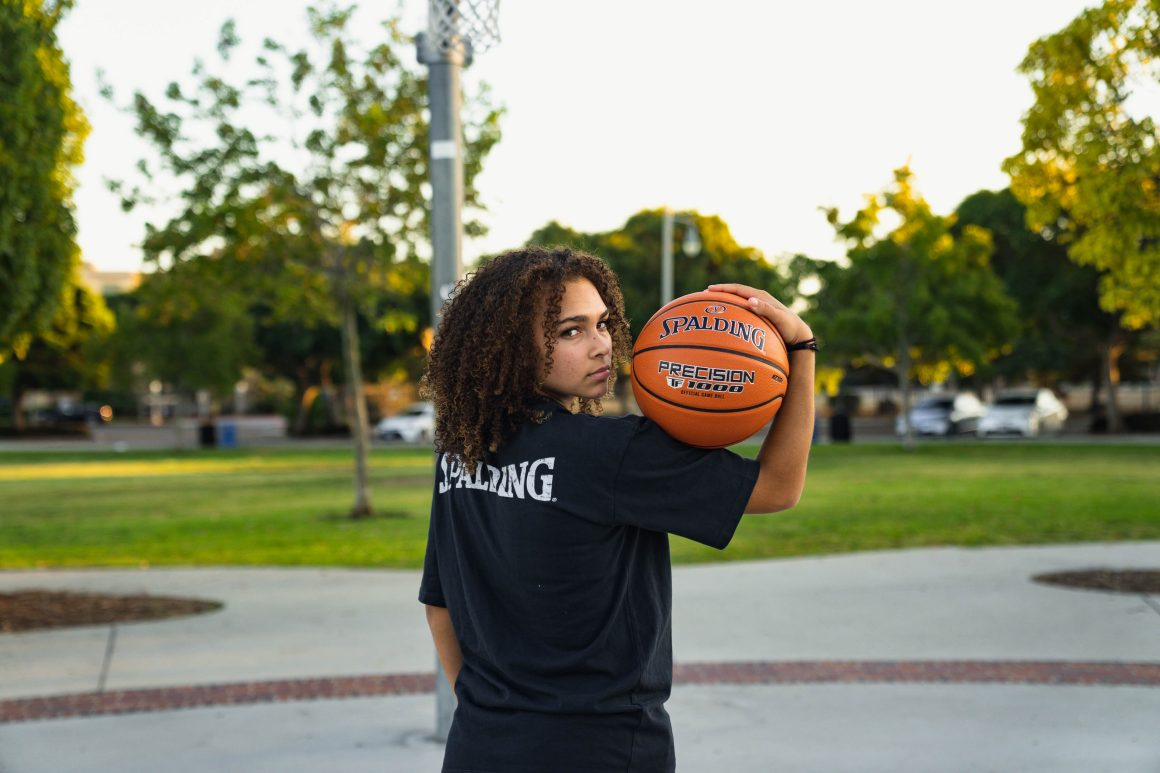 Spalding x Jada Williams