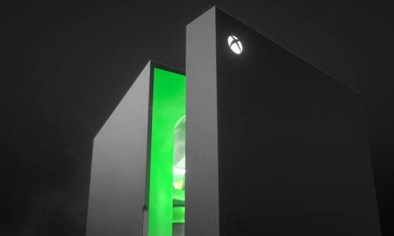 Xbox Series X Mini Fridge